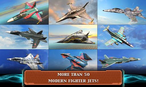 Modern Air Combat Infinity v1.5.0 APK+DATA (Mod)