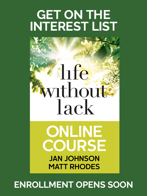 Life Without Lack Interest List