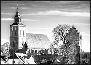 Photo: Stadtkirche in Altentreptow an der Tollense