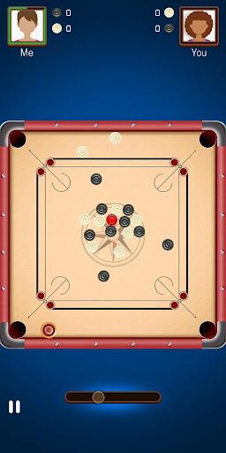 Carrom Royal - Multiplayer Carrom Board Pool Game 10.1.7 screenshots 3