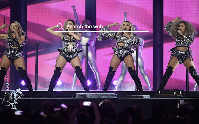 Little Mix HD Wallpapers New Tab Theme
