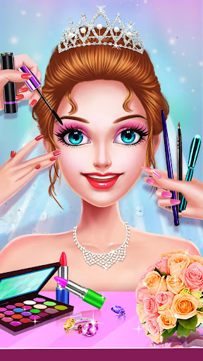 Wedding Makeup Salon  screenshots 1