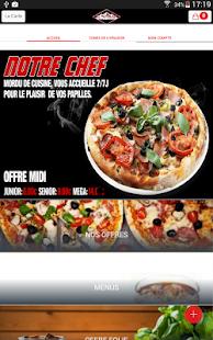 Le Mont-Saint-pizza - náhled