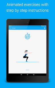 Perfect Workout - Free Fitness- screenshot thumbnail