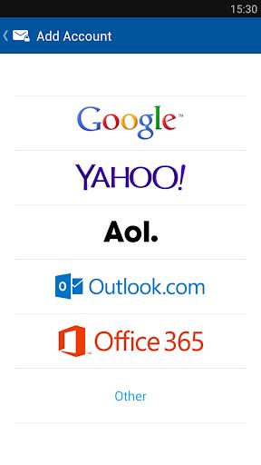 Business Class Email (BCE) screenshot 1