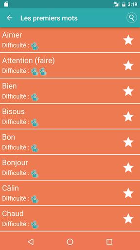 Bébé Signe screenshot 4