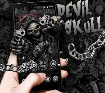 Hell Devil Death Skull Theme 1