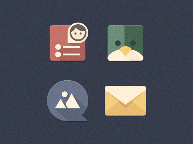 PHIX RETRO - ICON PACK- screenshot