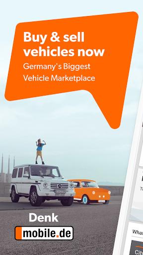 mobile.de – Germany's largest car market 8.11.1 screenshots 1