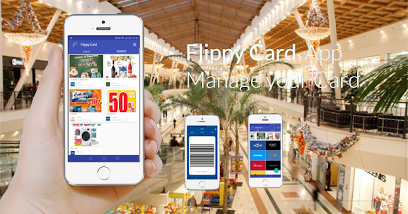 Flippy - Rewards Cards Wallet- screenshot thumbnail