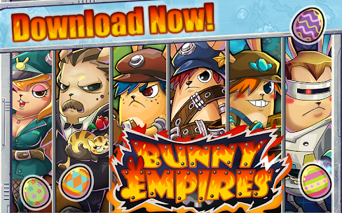 Bunny Empires: Wars and Allies Mod Apk (Unlimited Money) 6