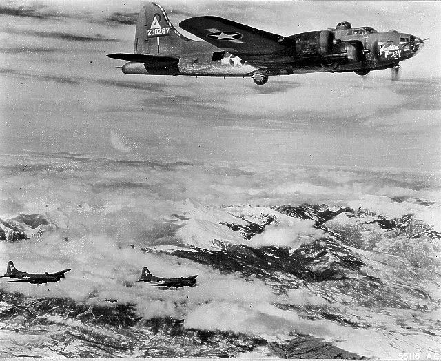 97th Bombardment Group 8th Air Force, U.S. Air Force photo