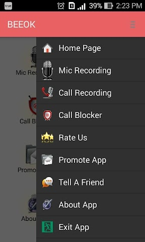 All About Beeok Call Recorder N Blocker For Android