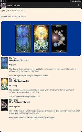 Quantum Tarot image | 4