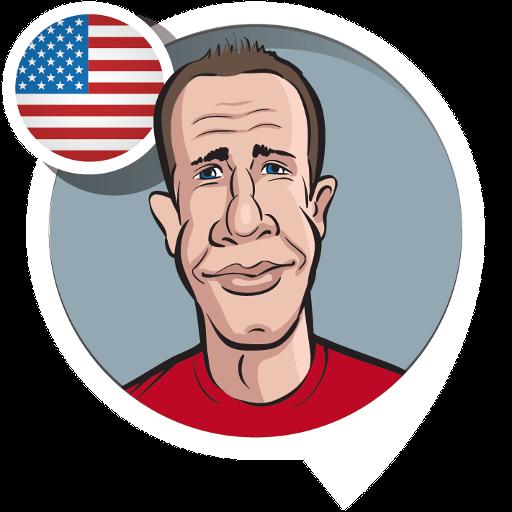 Phil TTS voice (English US)