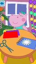 Kids handcraft: Snowflakes - screenshot thumbnail 07