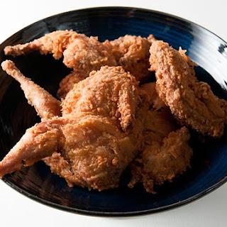 Buttermilk Fried Quail