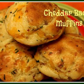 Cheddar Bacon Muffins!