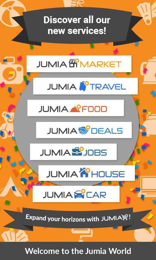 Jumia Travel Hotels Booking- screenshot