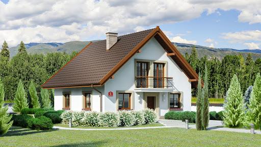 projekt Dom przy Oliwkowej