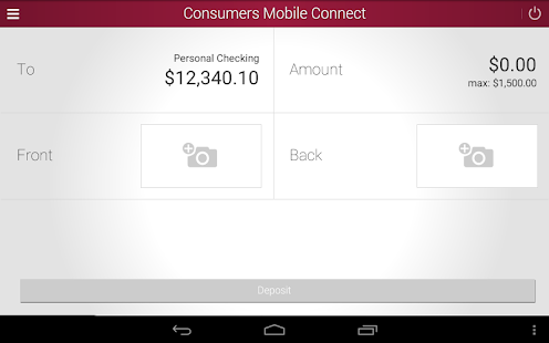 Consumers National Bank- screenshot thumbnail