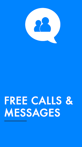 Messenger for Messages & Video Chat for Free 1.06 screenshots 1