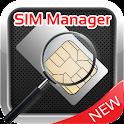 Contact Transfer Sim Card icon