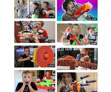 Toy Gun Nerf War - náhled