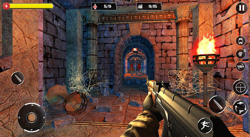 FPS Shooting Gun War - Counter Critical Strike CS screenshots 7