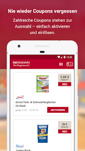App Rossmann - Coupons & Angebote APK for Windows Phone
