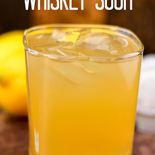 Frozen Whiskey Drinks Recipes