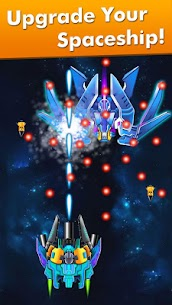 Galaxy Attack MOD: Alien Shooter (Unlimited Money) 3