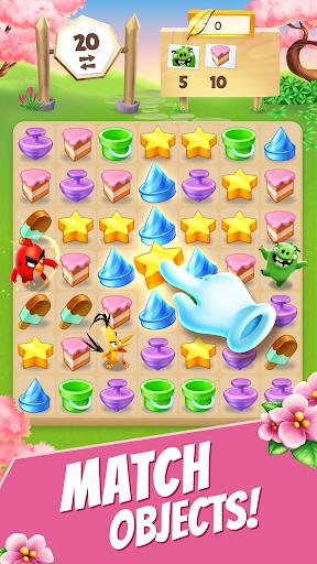 Angry Birds Match 3 3.8.0 screenshots 1