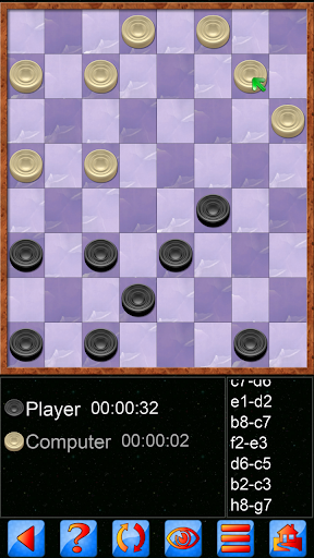 Checkers V+, online multiplayer checkers game 5.25.66 screenshots 1