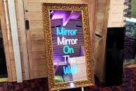Magic Selfie Mirror Rentals In Hertfordshire | Platinum Disco