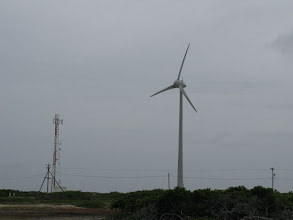 Photo: more modern windmill action