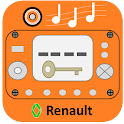 Radio Precode Cal For Renault icon