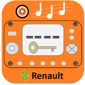 Renault Radio Precode Parser