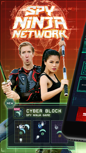 Spy Ninja Network - Chad & Vy android2mod screenshots 1