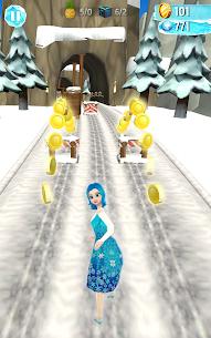 Ice Princess ❄️ 👸 Frozen Mountain Run 3