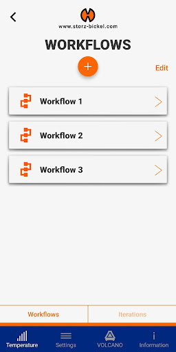 Storz & Bickel 1.0.0 screenshots 3