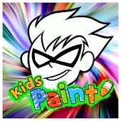 Kids Paint TTG