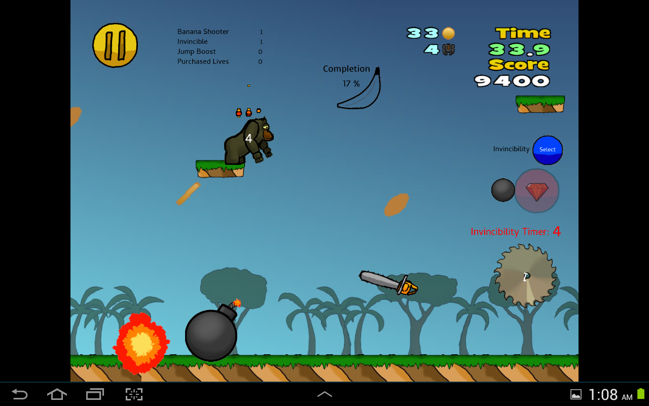 Jungle Jaxx- screenshot