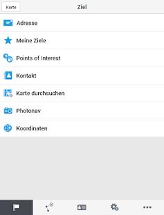 CoPilot Premium Europa GPS App: miniatura de captura de pantalla