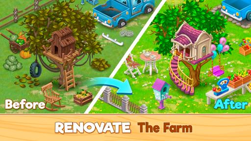 Grannyu2019s Farm: Free Match 3 Game filehippodl screenshot 15