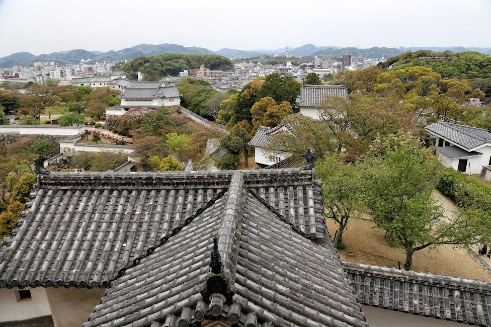 Himeji, Zamek Białej Czapli