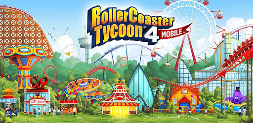 RollerCoaster Tycoon® 4 Mobile - Apps on Google Play