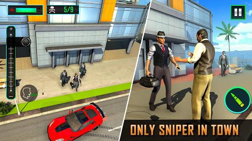 Sniper FPS 3D Gun Shooter Free Game  captures d'écran 2