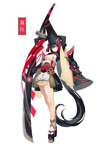 妖刀姫SPスキン