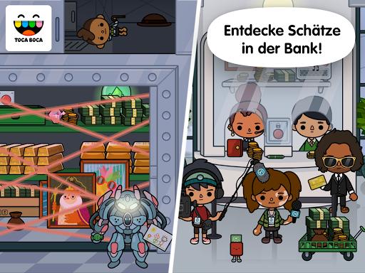 Screenshot for Toca Life: Büro in Austria Play Store